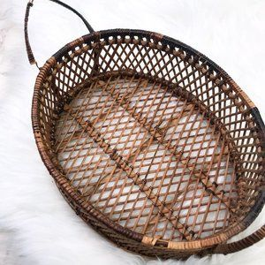 Other - Small Wicker Basket Handles